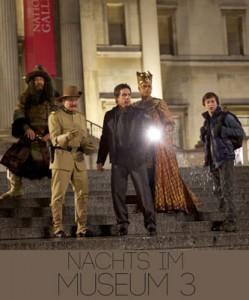 Nachts Im Museum 3 Besetzung