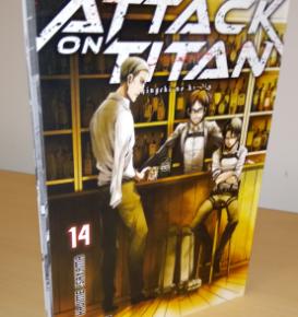 Manga-Lesetipp: Attack on Titan