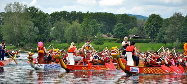 Klasse im Boot - Wir paddeln um den Sieg!