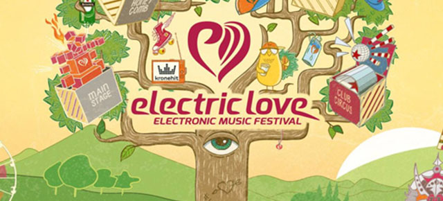 Ankündigung Electric Love 2019