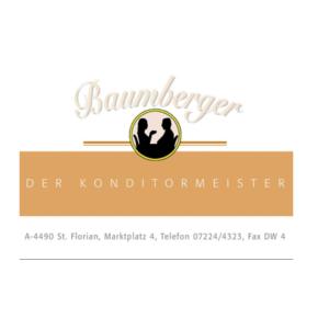 Konditorei Baumberger: Sommerpraktikum